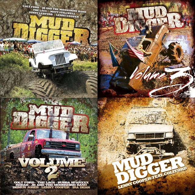 Colt Ford Mud Digger On Spotify