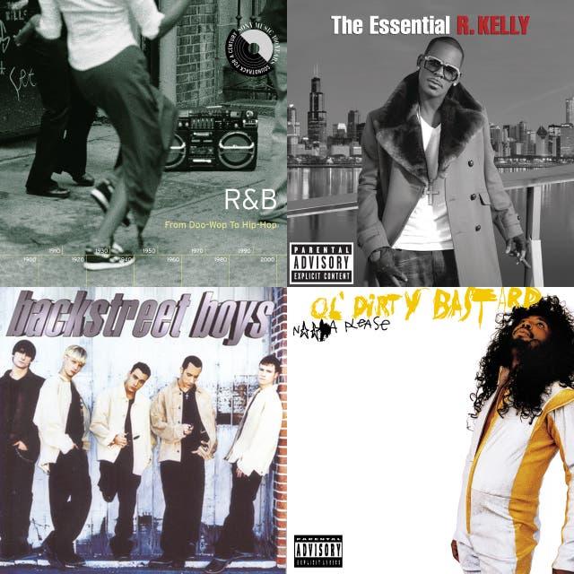 2000's Pop, Hip Hop, Rock, Dance
