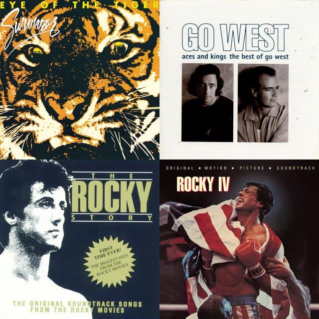 Rocky Balboa Workout Motivation On Spotify