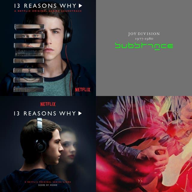 Various Artists 13 Reasons Why A Netflix Original Series