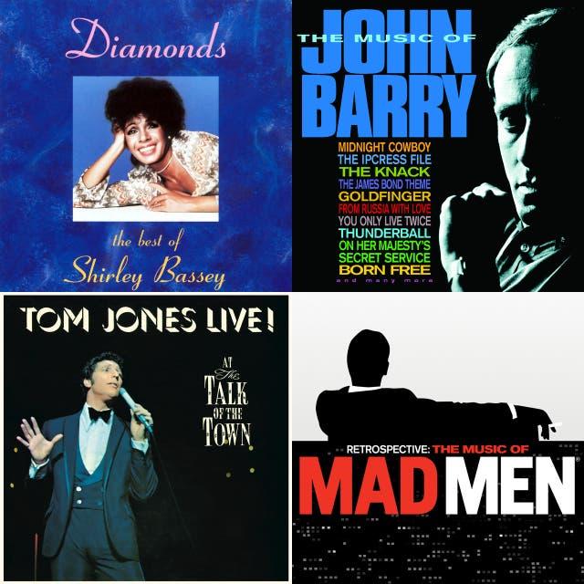 Bond, James Bond on Spotify