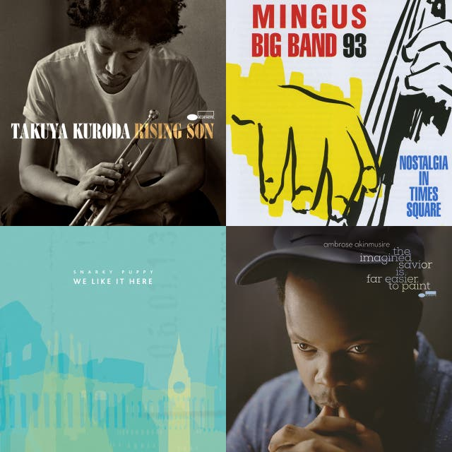 Top 100 Jazz Albums by Reddit on Spotify