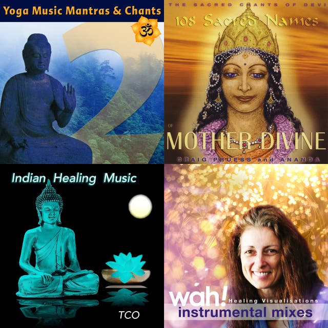 Spiritual India - 15 Minutes Healing Indian Music for Yoga