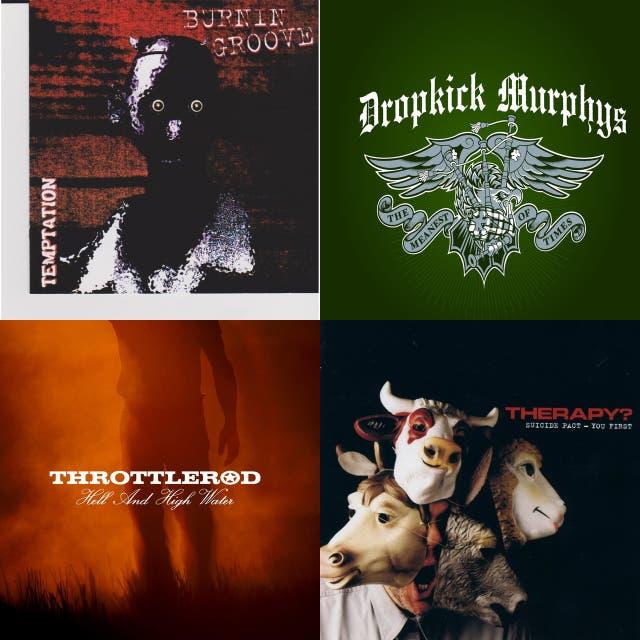 Nitro Circus, Crusty Demons, Terrafirma MX soundtracks on