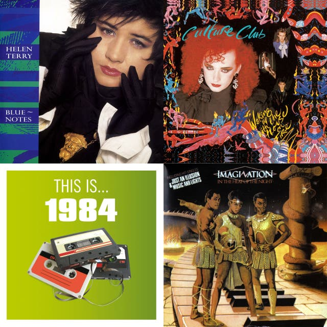 Electric Dreams & Other Obscure 80s Soundtracks on Spotify