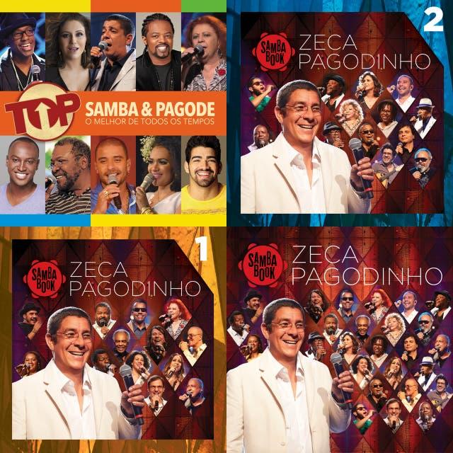 Samba Book Zeca Pagodinho