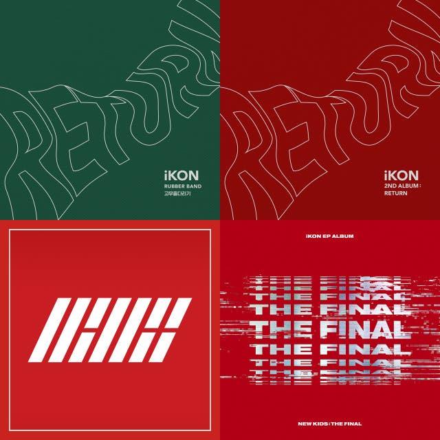 iKON – LOVE SCENARIO / NEW KIDS: RETURN on Spotify