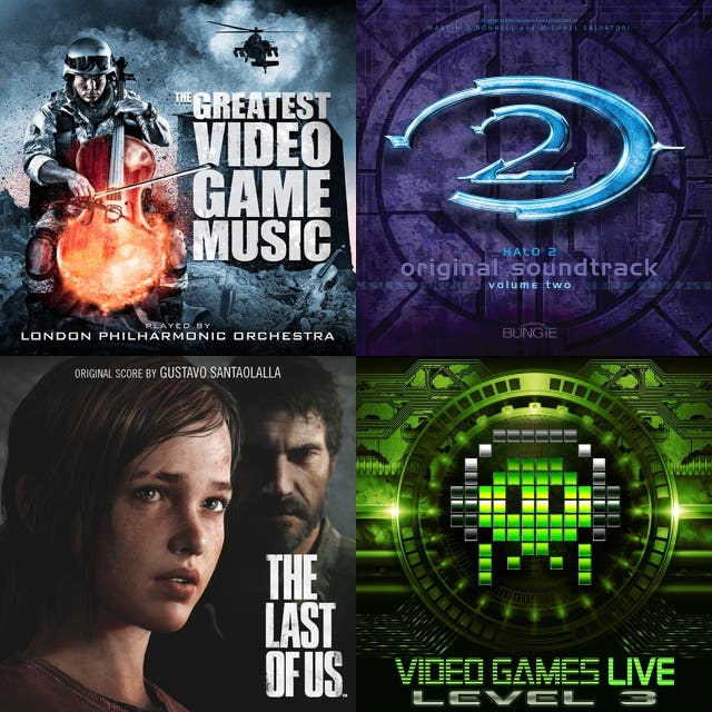Video Game Epics for Studying on Spotify