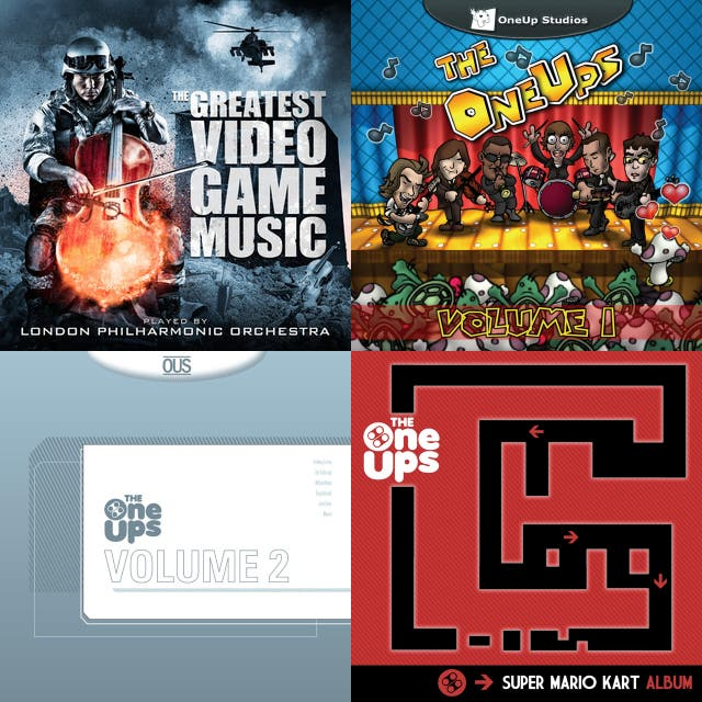 Video Game Music Remixes on Spotify