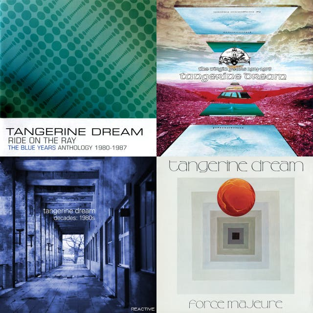 Tangerine Dream – Tangent (The most relaxing collection of