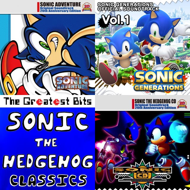 Sonic Songs E X on Spotify