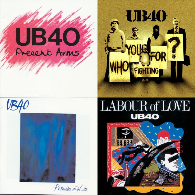 BEST OF BEST-UB40 on Spotify