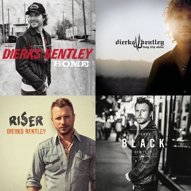 dierks bentley setlist on spotify