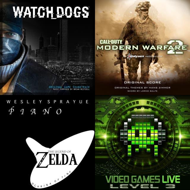 Video Game Soundtracks on Spotify