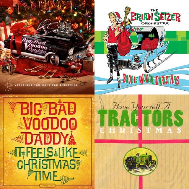 Big Band Christmas On Spotify