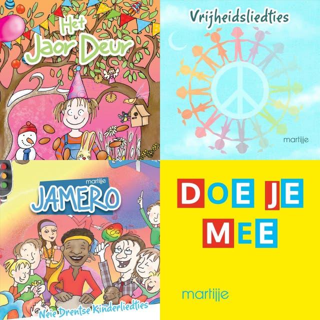 Martijje's Drentse Kinderliedjes