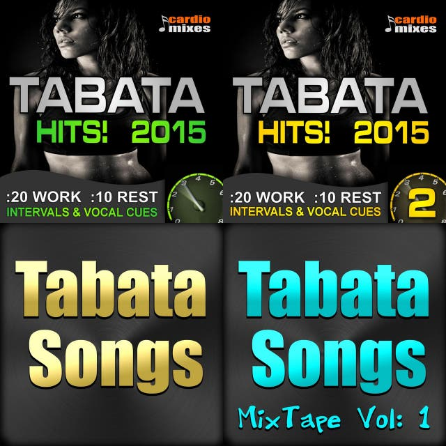 Tabata Songs Back In Black Tabata Mix On Spotify