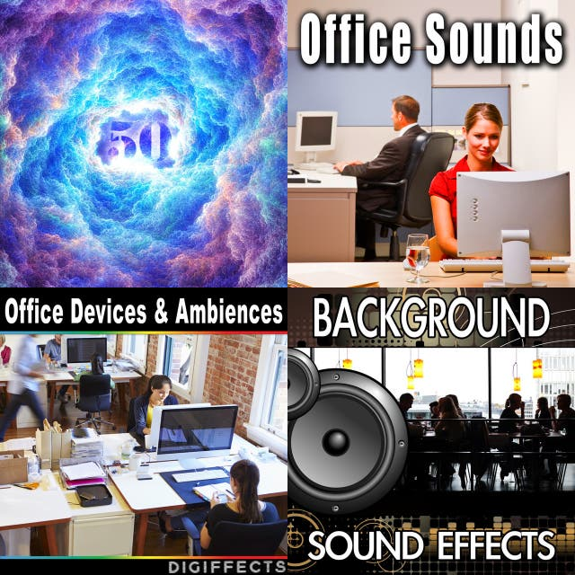 Office background noise
