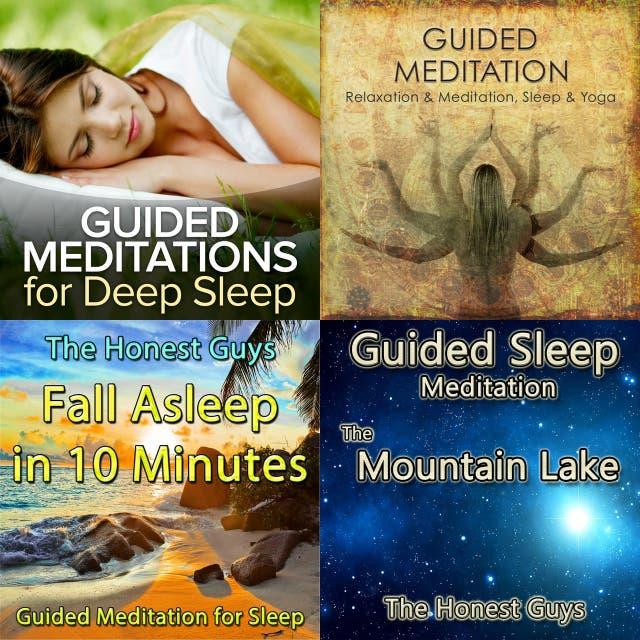 The Mountain Lake (Guided Sleep Meditation) on Spotify