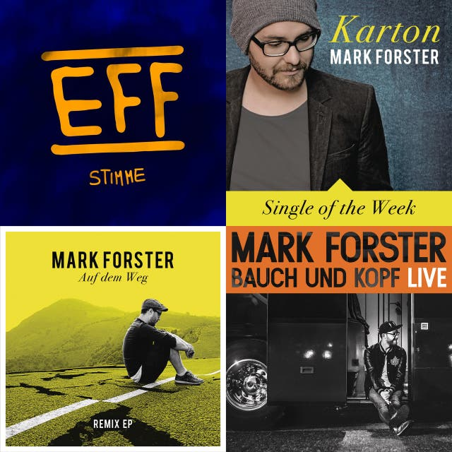 Mark Forster Lu Setlist On Spotify