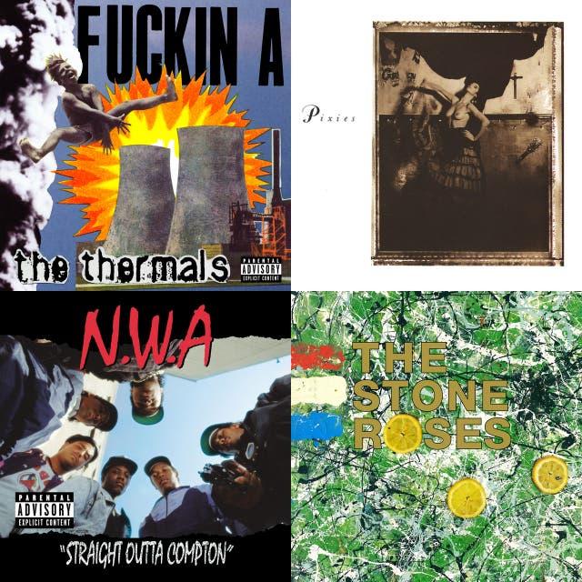 # 19 Justin Scholes - Eight Albums