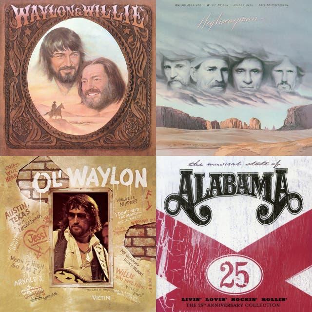 Waylon Jennings Playlist - Most Popular
