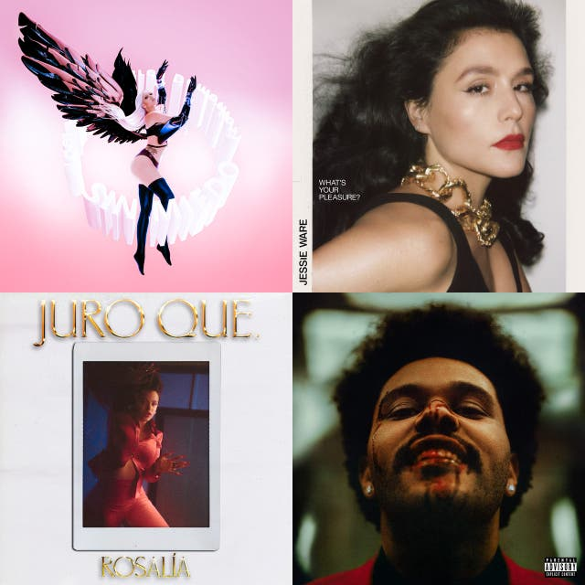 The Best Songs of 2020, selected by Seigar