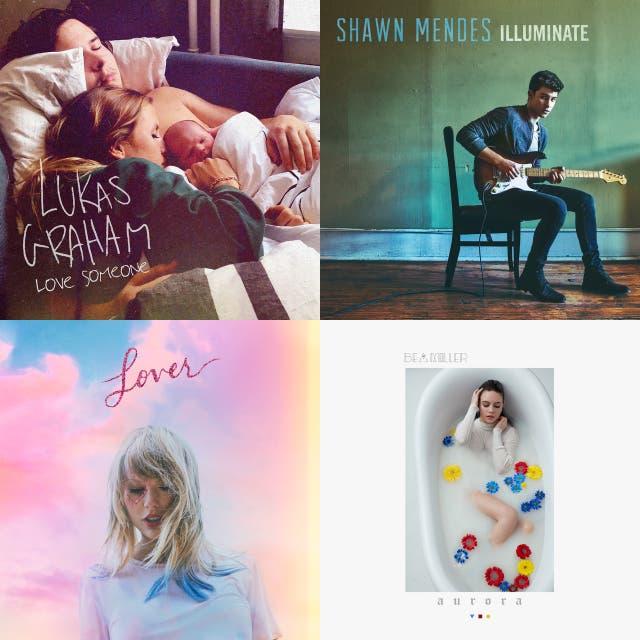 All favorite music.