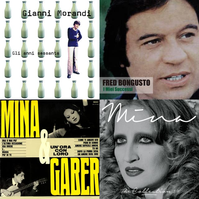 Le sigle di Canzonissima playlist