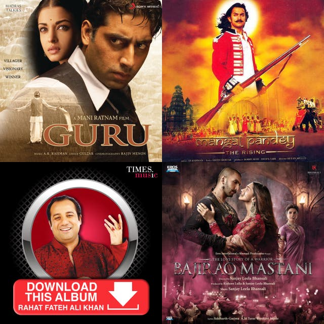 Bollywood For Amira On Spotify