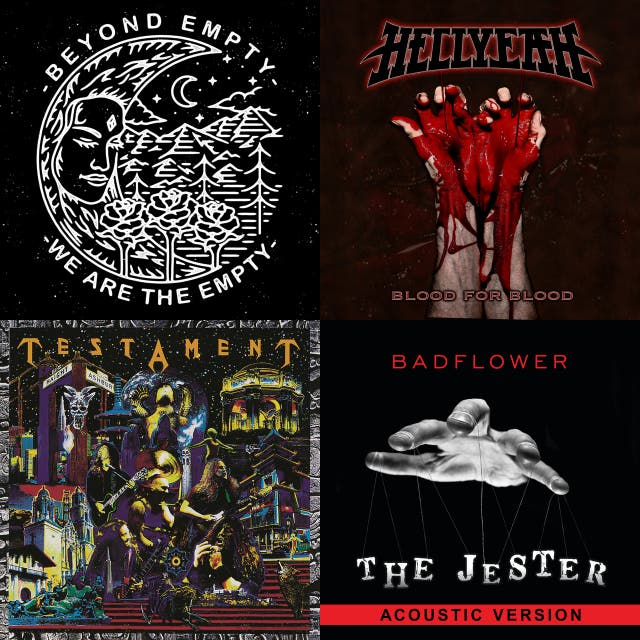 Acoustic Metal Rock Playlist By Rick Miller Spotify