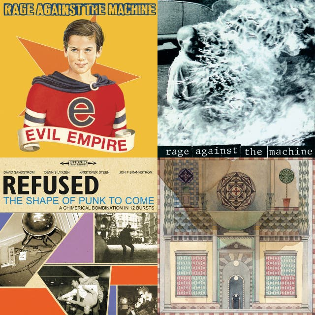 10 bandas de rock super politizadas