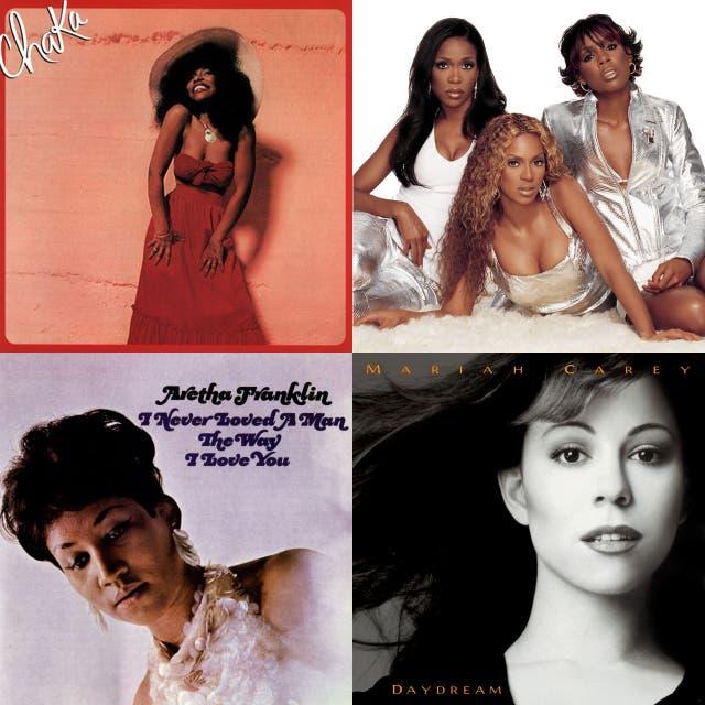 Women's History Month Mixtape