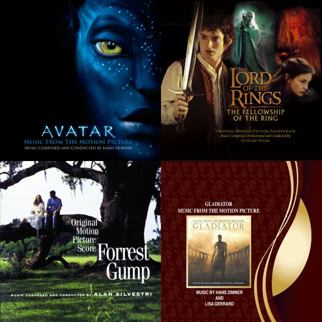 Movie Soundtracks Cinematic Music Classical Instrumental