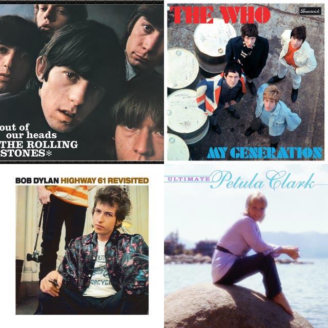 1965 - O ano mais revolucionário da música on Spotify