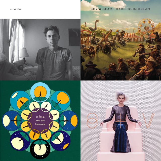 Indie Music Filter: Best Of March 2014