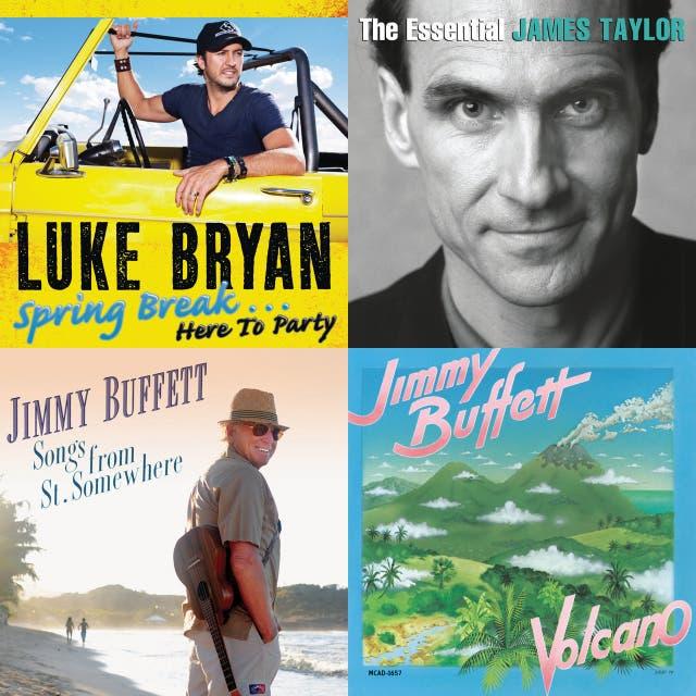 Margaritaville Songs On Spotify