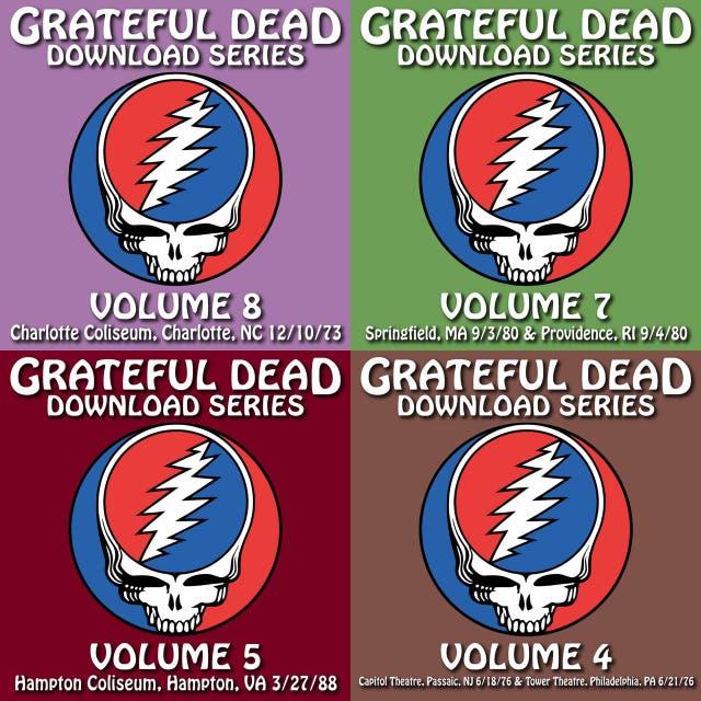 Deadly Grateful Mix On Spotify
