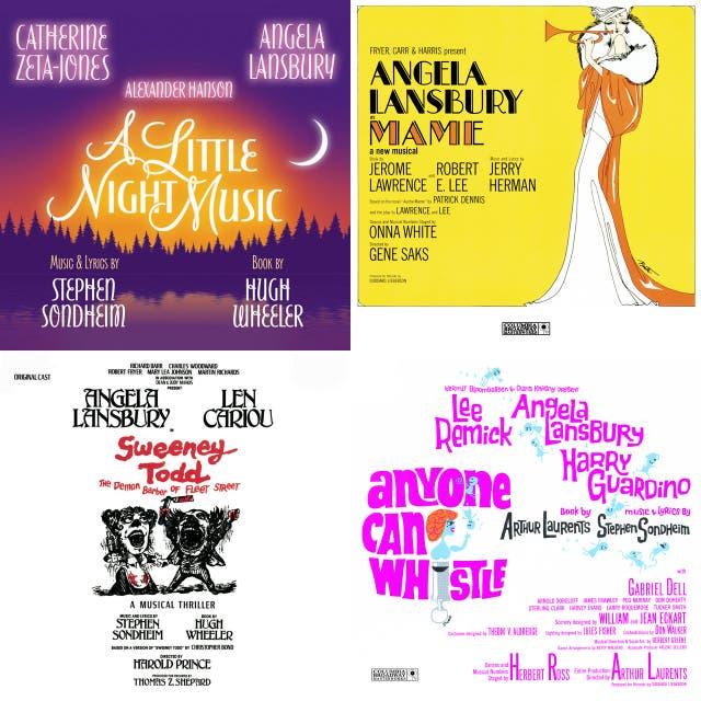 It's Today: The Angela Lansbury Playlist