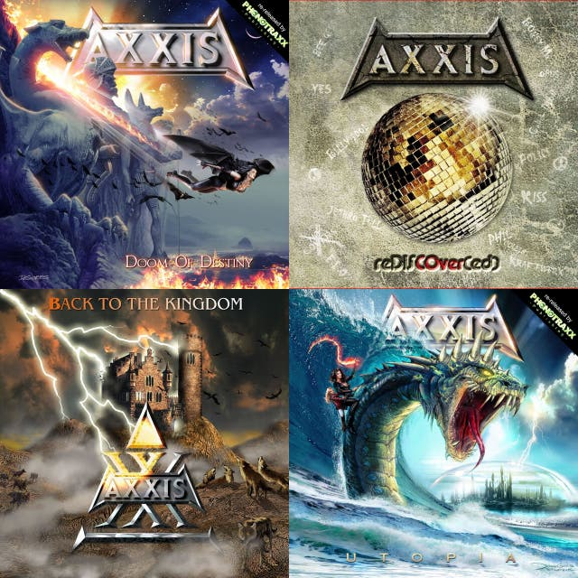 AXXIS History 1989-2021