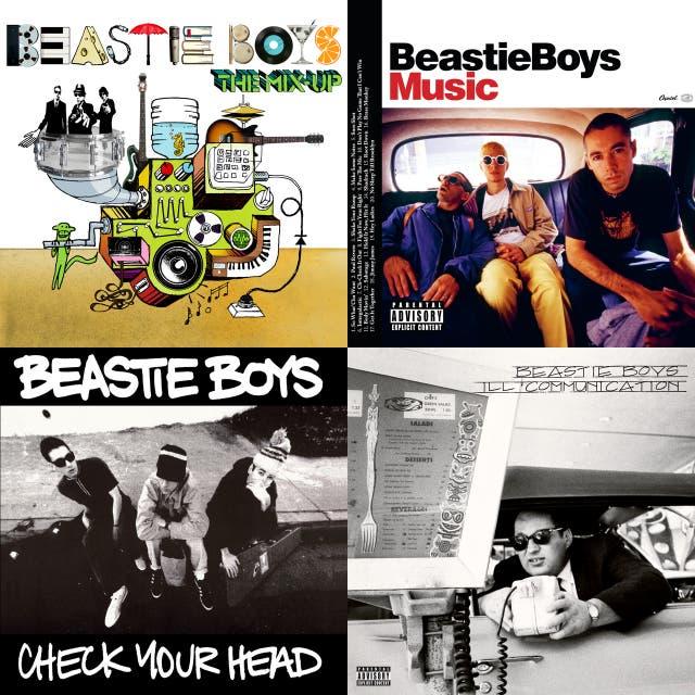 Rob Rodney -Beastie Boys' Best