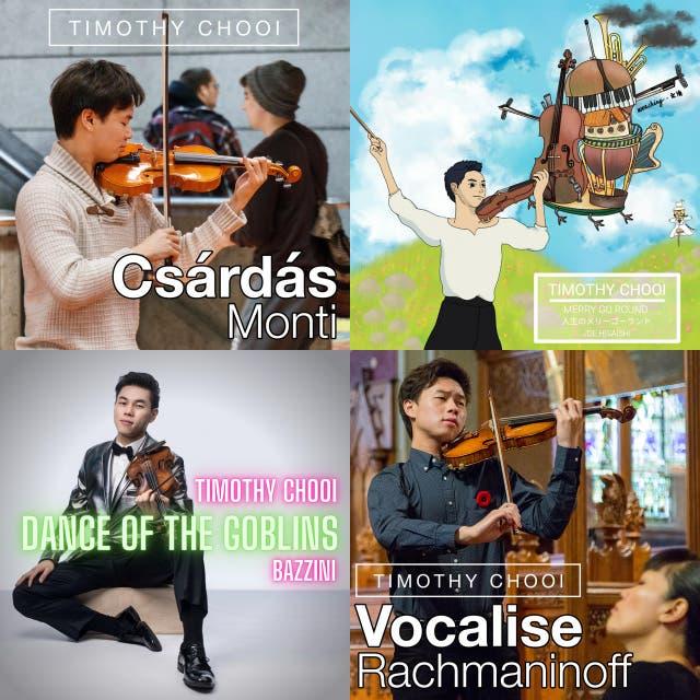 Music of Timothy Chooi