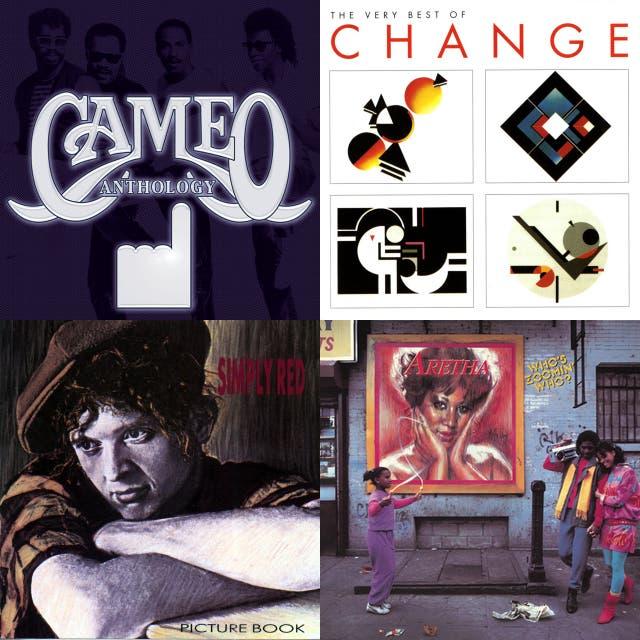 Favourites: Soul & RnB hits 1985-1989