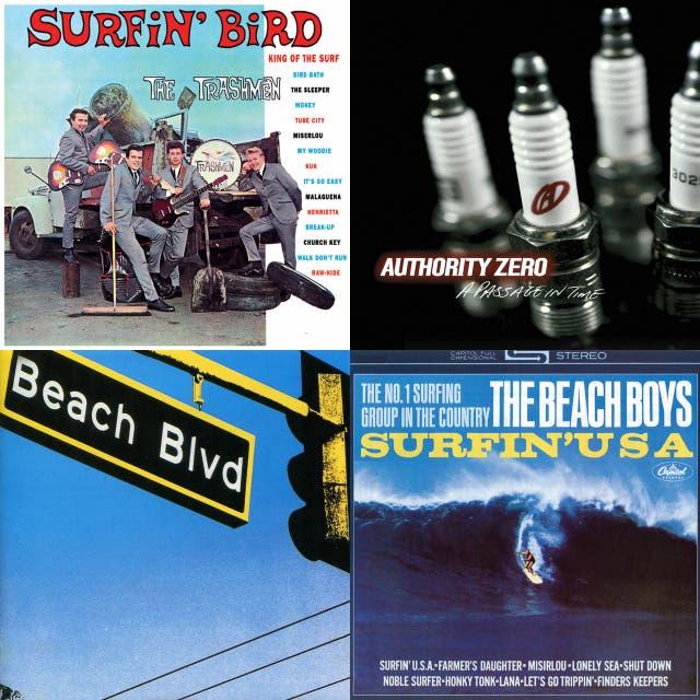 #18 MIXTAPE – Surfing Songs