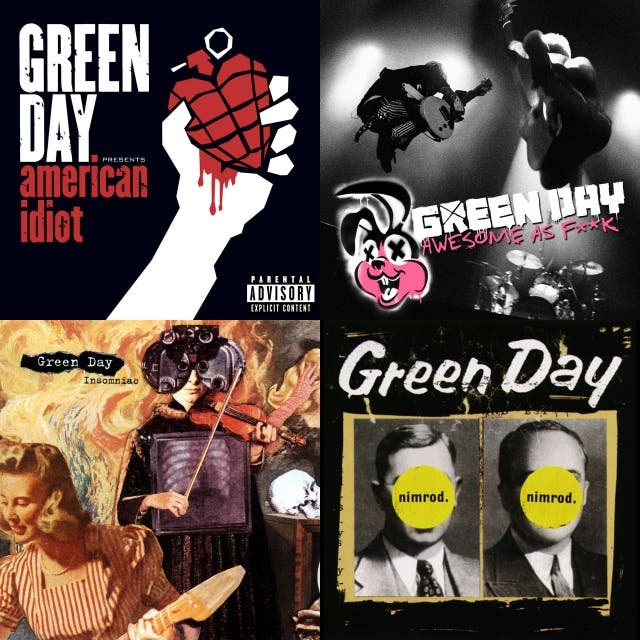 Green Day work out