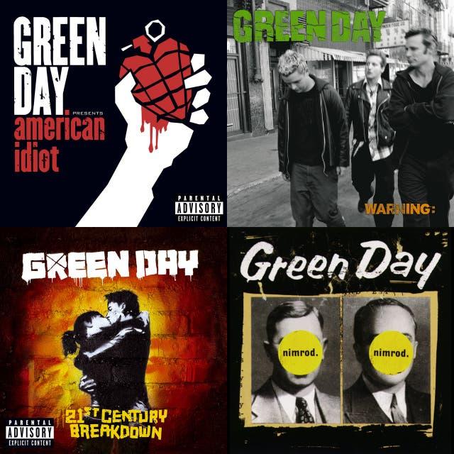 Best of weird Green Day