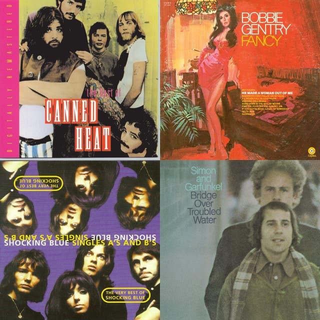 500 UK chart favourites 1970-1979