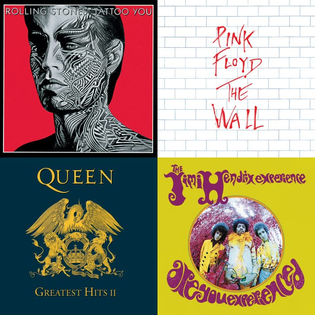 Best Classic Rock Songs Of All Time Playlist By Timeout Spotify