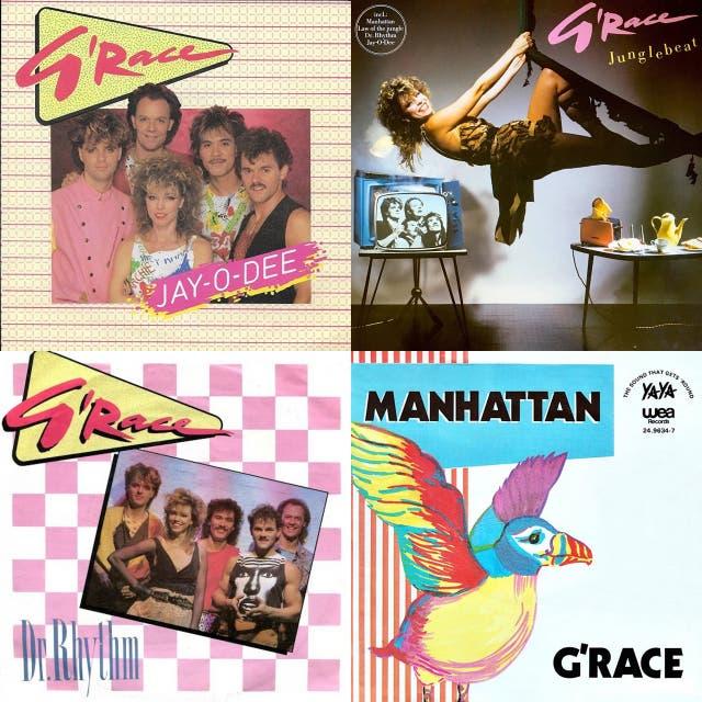 G'Race - Greatest Hits