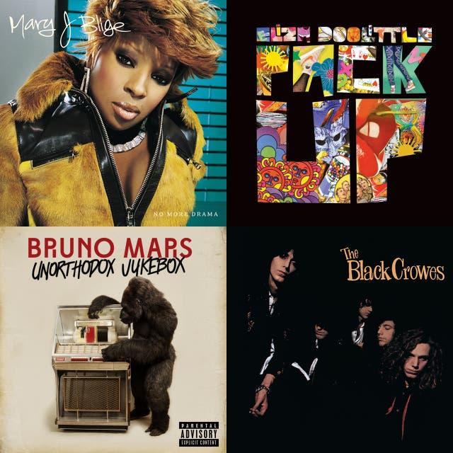 Topp 100 - Funky